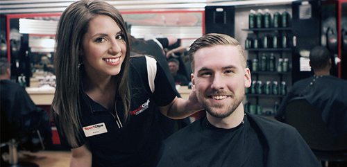 Sport Clips Haircuts of Warwick - Marketplace Center Haircuts
